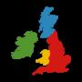 UK Map (Option One)