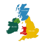 UK Map (Option Two)