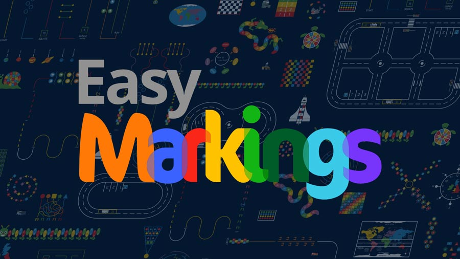Welcome to Easy Markings!
